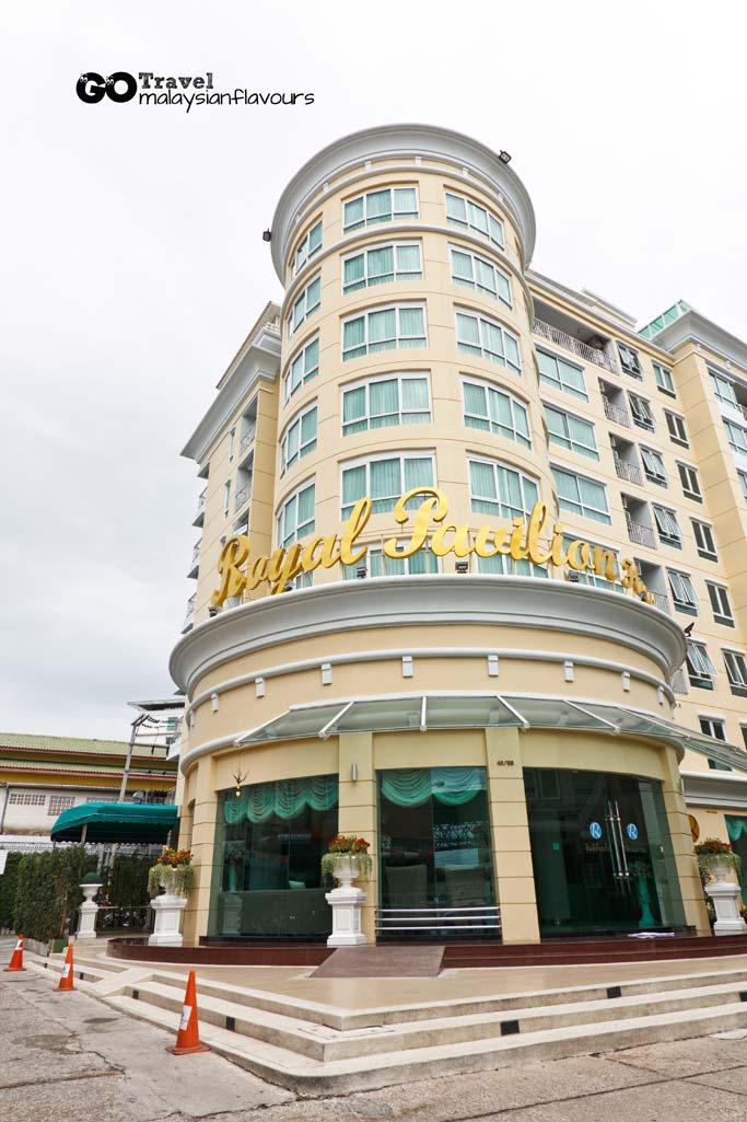 Hua Hin 3d2n Royal Pavilion Hua Hin Hotel Malaysian