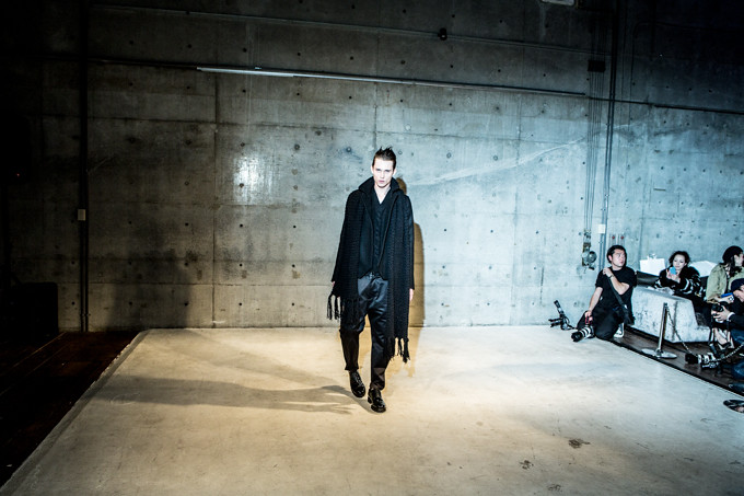 Yulian Antukh(Antuh)3057_FW14 Tokyo Sise(Fashion Press)