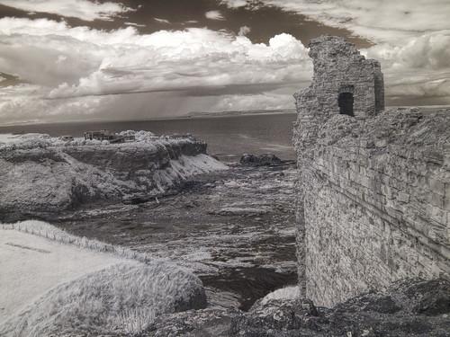 Tantallon Castle IR 2