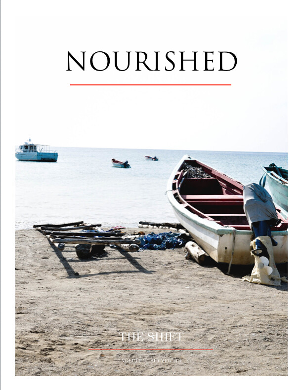 NOURISHED Mag - Issue #2 - Summer 2014