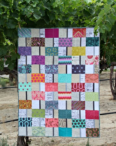 DUO :: A Postcard Quilt
