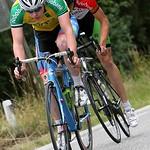 8 van Bladel / 2e etappe ( junioren )