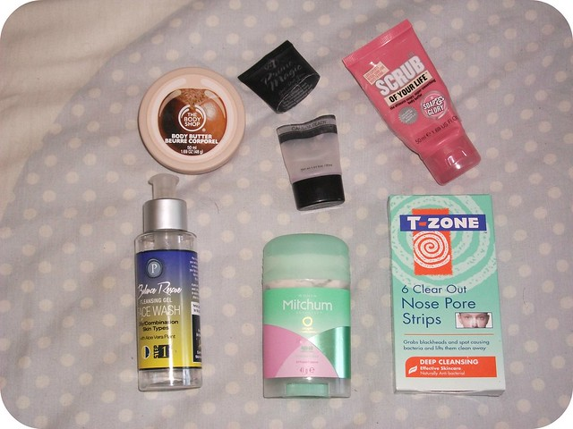 Empties June 2014 1