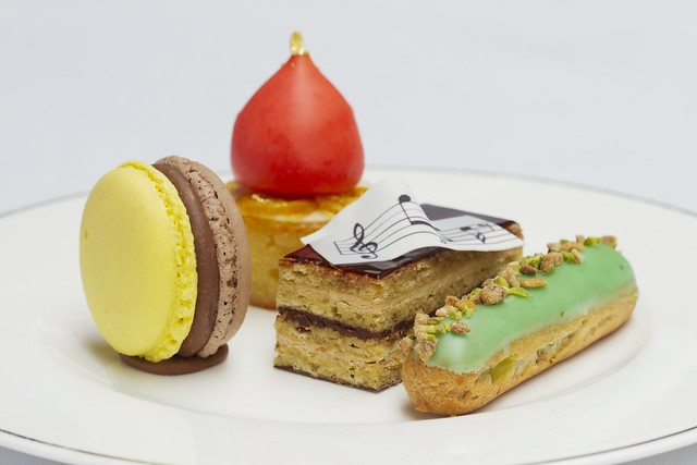 Afternoon Tea at the Royal Opera House © ROH Restaurants / Lia Vittone 2014