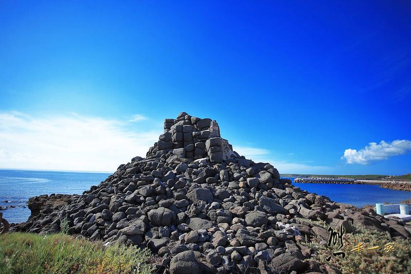 內垵觀音山|塔公塔婆|澎湖西嶼景點