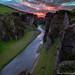 Fjaðrárgljúfur - Iceland by Arnar Bergur