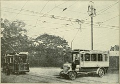 """Image from page 437 of """"Cyclopedia of applied electricity : a general reference work on direct-current generators and motors, storage batteries, electrochemistry, welding, electric wiring, meters, electric lighting, electric railways, power stations, swit"""