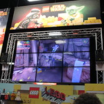 SDCC 2014 LEGO Booth