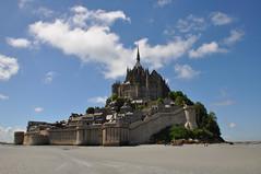 Monte Saint Michel - Francia 2014
