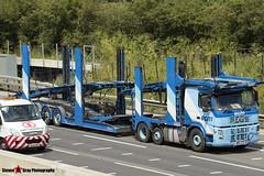 Volvo FM 6x2 Car Transporter - S80 ECM - ECM - M1 J10 Luton - Steven Gray - IMG_7178