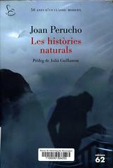 Joan Perucho, Les històries naturals
