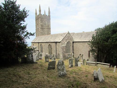Church of St. Morwenna and St. John the Baptist