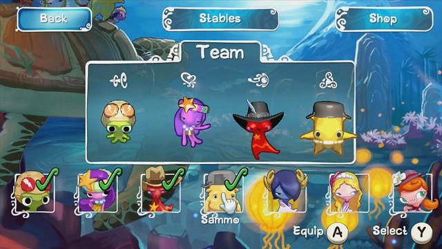 Squids Odyssey (Wii U) Review