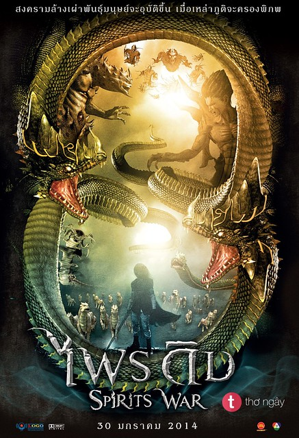 Phim Thợ Săn Linh Hồn - Spirits War