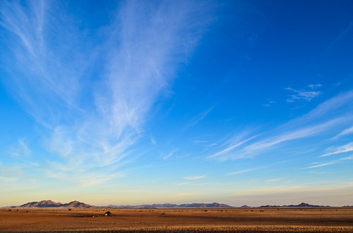 Open spaces of Namibia