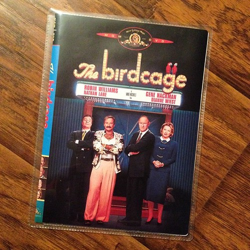 223:365 Think I'll watch this tonight & remember a very very funny man.