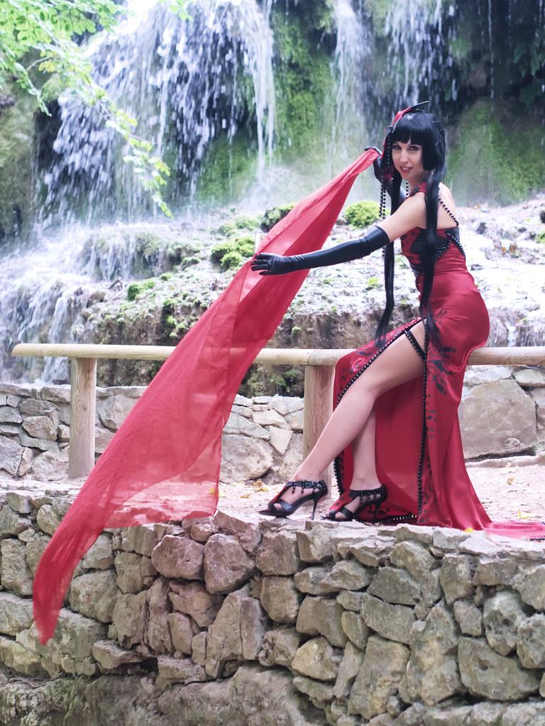 related image - Shooting Yuuko Ichihara - Melisandre - Parc de St Pons - 2014-07-20- P1890130