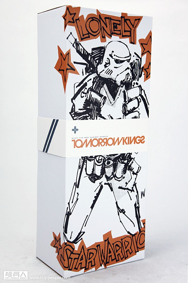 [ThreeA] TOMORROW KINGS: Lost Star Warrior - 1/6 scale - Página 2 14715610545_e717f859a9_b