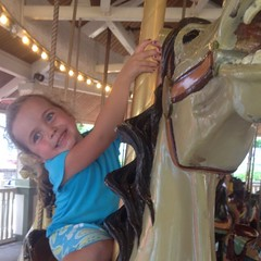 #goof. #lakecompounce #carousel