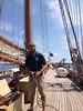 Virginia Crew member Tanner