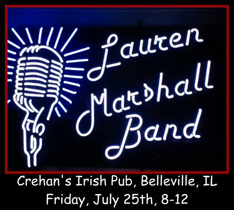 Lauren Marshall Band 7-25-14