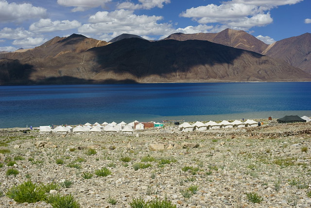 Pangong-Tso lake. Ladakh, 09 Aug 2014. 448