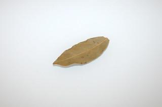 11 - Zutat Lorbeerblatt / Ingredient bay leaf