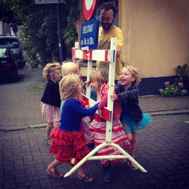 Hekkens! #speelstraat