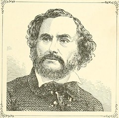 "Image from page 96 of ""Hill's album of biography and art : containing portraits and pen-sketches of many persons who have been and are prominent as religionists, military heroes, inventors, financiers, scientists, explorers, writers, physicians, actors, l"