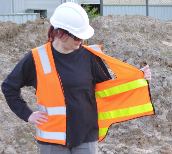 The 2-in-1 reversible, high visibility vests from DuoGlow have a wide range of applications