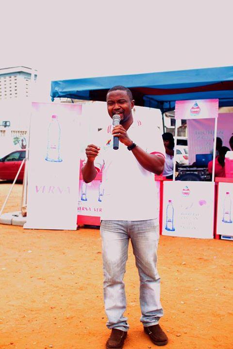 Okyeame Kwame's Hepatitis B free screening at Mantse Agbonaa