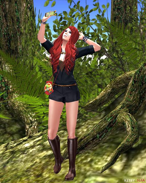 Wild Kingdom (New Post @ Second Life Fashion Addict)