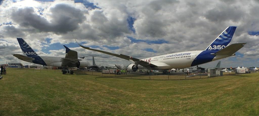 Airbus A350 XWB F-WZNW MSN4