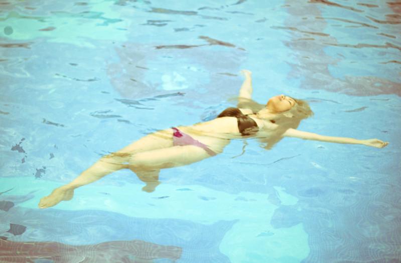 26th swim