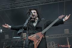 Fleshgod Apocalypse @ Stonehenge Festival 2014 (NL)