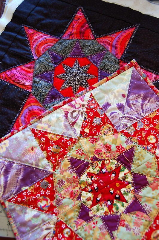 Two Star Quilts