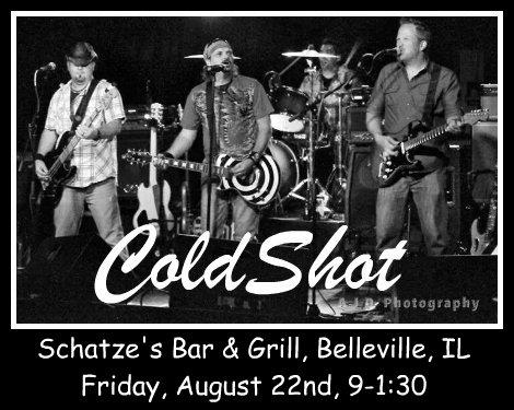 ColdShot 8-22-14