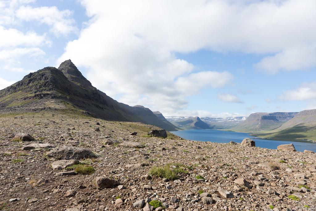 Mountain Fjord