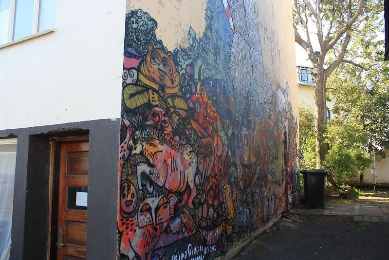 Street Art - Animal Kingdom