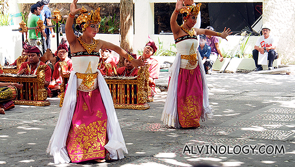 Another Balinese dance