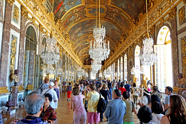 France-000368 - Hall of Mirrors