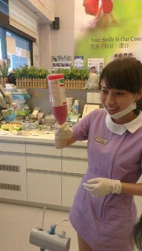 豐美牙醫診所-兒童牙齒衛教+塗氟10