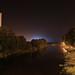 The River Bann at Night