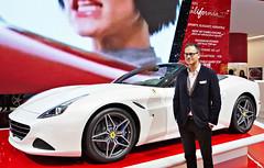 Ferrari California T, Flavio Manzoni --- Ferrari California T, Flavio Manzoni