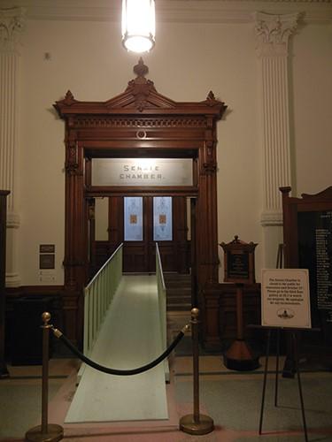 DSCN0487 _ Texas State Capitol, Austin, June 2014