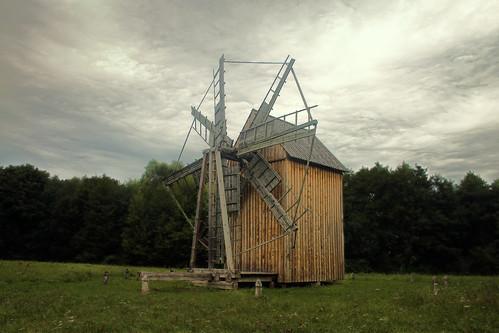 landscape moulin paysage vilage biélorussie architécture bélarus