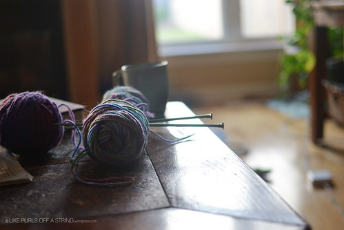 O's knitting