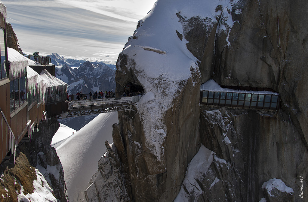 Aiguille du midi ( Chamonix )