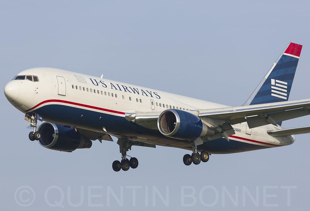 US Airways Boeing 767-201(ER) N248AY
