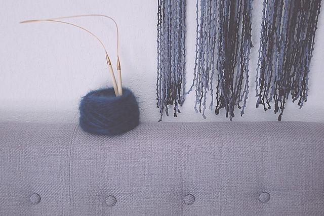 pull tricot facile au point mousse